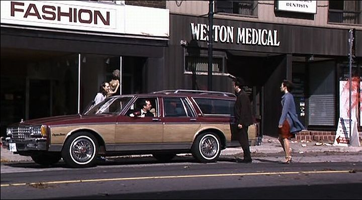 1981 Chevrolet Caprice Estate