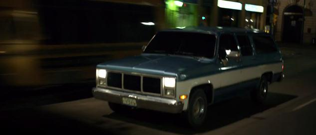 1985 GMC Suburban High Sierra [C-1500]