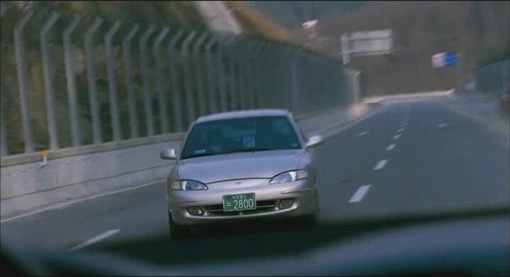 I on 1996 Hyundai Elantra