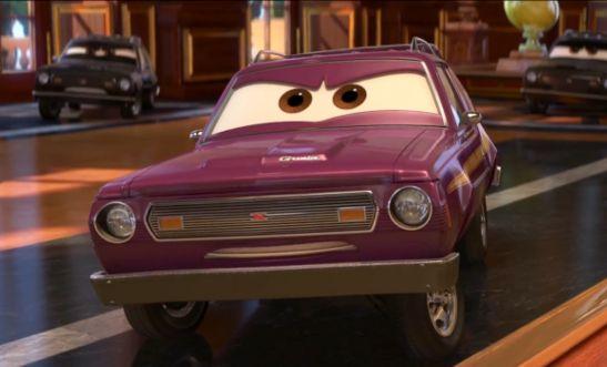 "Used Cars Kenosha >> IMCDb.org: 1974 AMC Gremlin X 'J. Curby Gremlin' in ""Cars 2, 2011"""
