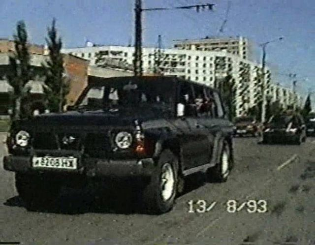 """IMCDb.org: Nissan Patrol GR [Y60] in """"Kriminalnaya Rossiya ..."""