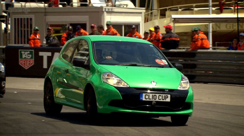 Imcdb 2010 Renault Clio Rs Cup 3 X85 In Top Gear 2002 2015
