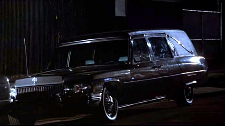 1973 Cadillac Funeral Coach