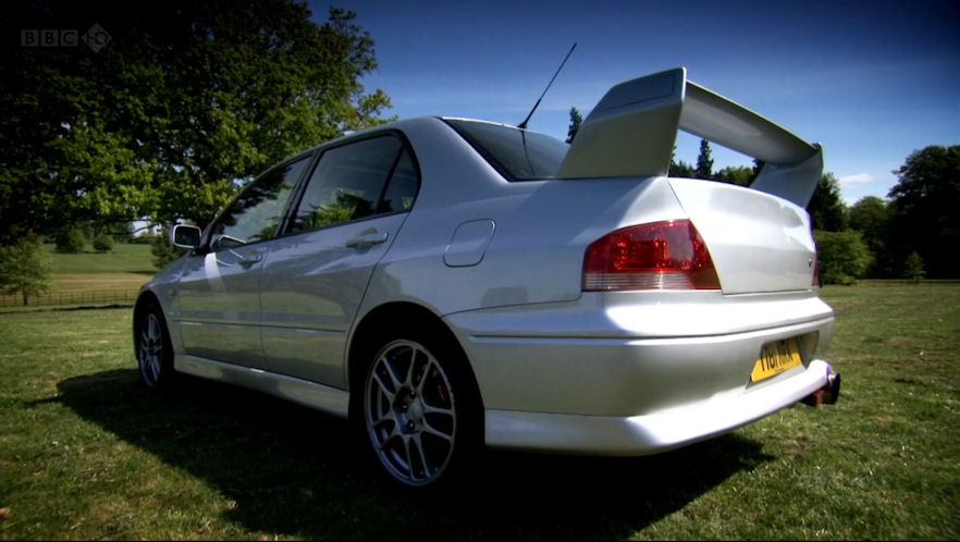 IMCDborg 2001 Mitsubishi Lancer Evolution VII CT9A in Top