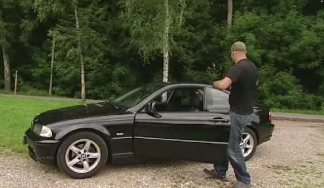 IMCDborg 2000 BMW 318Ci E46 in Der Checker 20062012