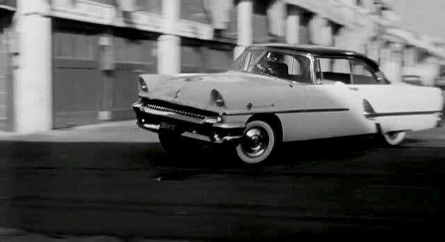 1955 Mercury Monterey Two-Door Hardtop [60B]