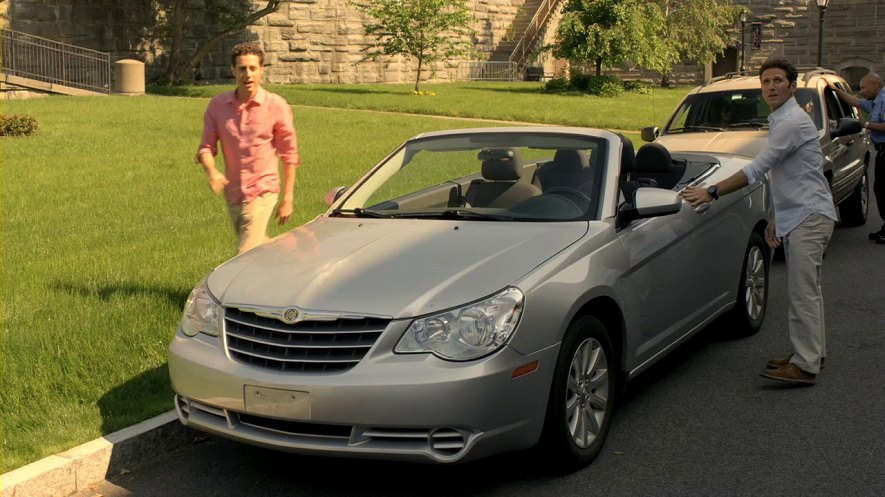 Imcdb Org 2010 Chrysler Sebring Convertible Js In Royal Pains 2009 2016