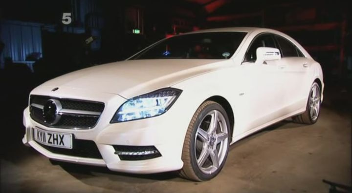 2011 mercedes benz cls 350 cdi blueefficiency sport c218 in fifth gear 2002 2015. Black Bedroom Furniture Sets. Home Design Ideas