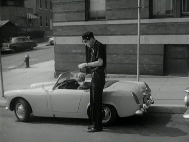 IMCDborg 1961 AustinHealey Sprite Series II in Car 54 Where