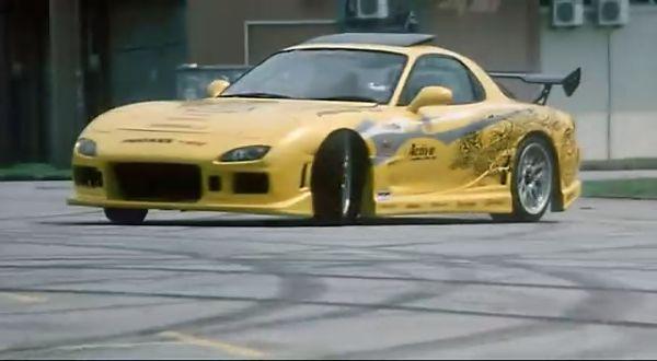Imcdb Org Mazda Rx Fd In Evolusi Kl Drift