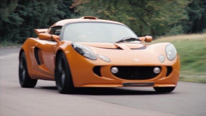 IMCDb.org: 2007 Lotus Exige S Series II [Type M117] in \