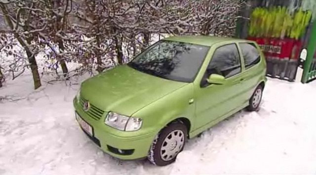 2001 Volkswagen Polo 1.4 16V Automatik III [Typ 6N2]