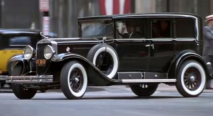 IMCDb.org: 1929 Cadillac Series 341-B in