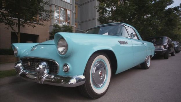 1955 Ford Thunderbird [40A]