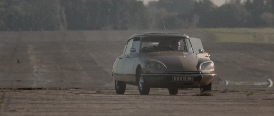 1970 Citroën DS 21 Pallas