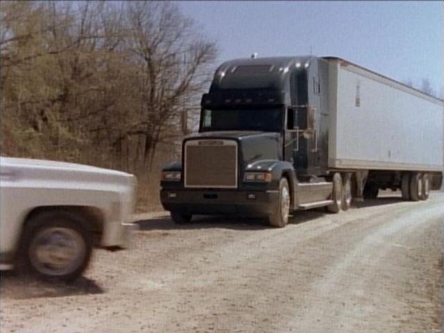 Fld 120 Freightliner Semi Truck : Imcdb freightliner fld in quot walker texas ranger