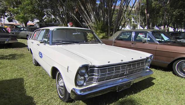 1969 Ford Galaxie Ambul�ncia