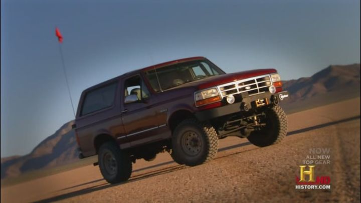 1994 Ford Bronco Top Off