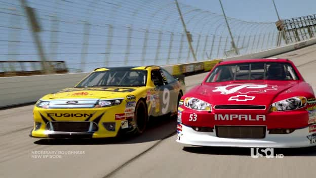 Imcdb 2011 Ford Fusion Nascar In Necessary Roughness 2011 2013