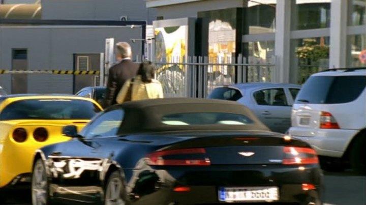 Imcdb 2007 Aston Martin V8 Vantage Roadster In Alarm Fr Cobra