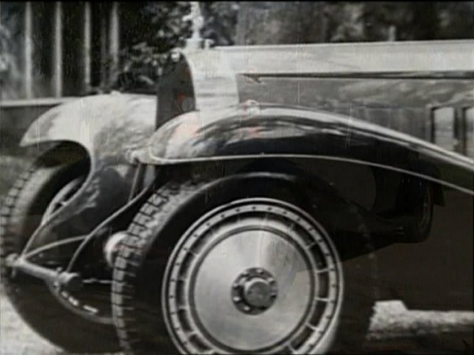 1930 Bugatti Type 41 Royale 'Esders' Roadster [41.111]