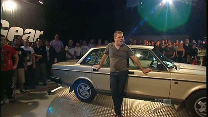 "IMCDb.org: 1986 Volvo 240 [244] in ""Top Gear Australia, 2008-2011"""