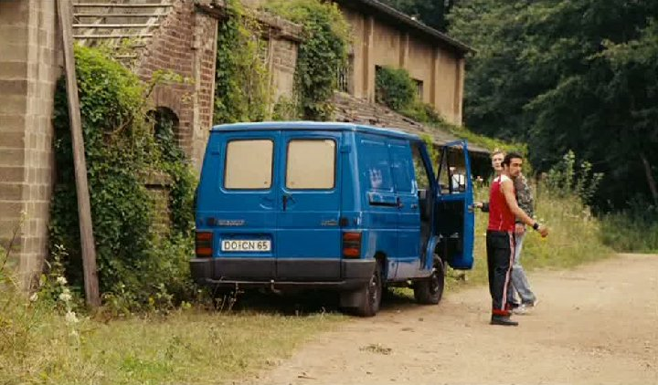 1995 Renault Trafic S�rie 1