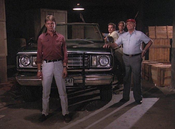 I on 1984 Dodge Ram