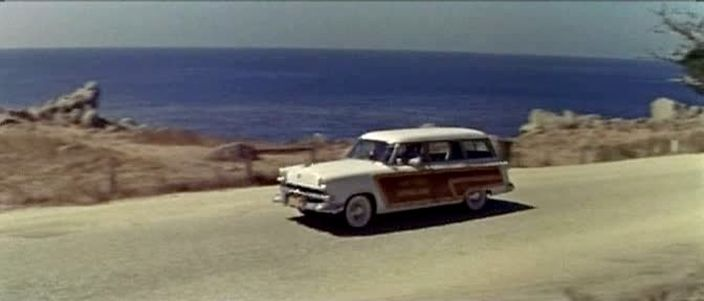 1953 Ford Crestline Country Squire 8-Passenger Station Wagon [79B]
