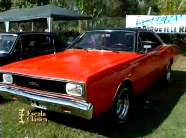 """2018 Crown Vic >> IMCDb.org: 1970 Dodge GTX Coupé in """"Escala Clásica, 2004-2018"""""""