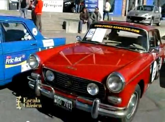IMCDb.org: 1969 Peugeot 404 SL in
