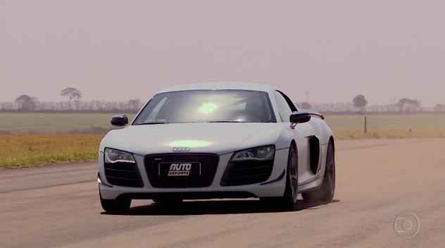 IMCDborg Audi R GT Typ In Auto Esporte - 2018 audi r8 gt