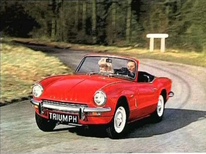 1967 triumph spitfire mk3 in classic triumph cars of yesteryear. Black Bedroom Furniture Sets. Home Design Ideas