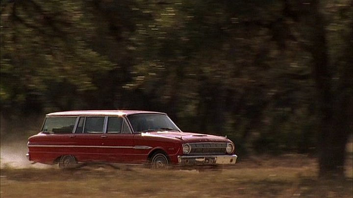 1963 Ford Falcon Wagon De Luxe [71B]