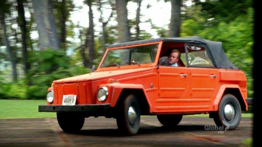 1974 volkswagen thing typ 181 in hawaii five 0 2010 2018. Black Bedroom Furniture Sets. Home Design Ideas