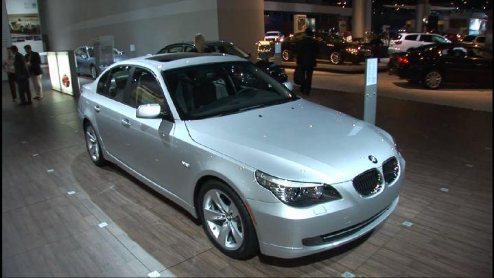 IMCDborg BMW I E In CarsTV - 528i bmw price
