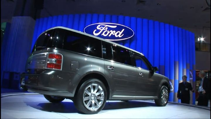 Imcdb Org 2009 Ford Flex Limited D471 In Quot Cars Tv 2009