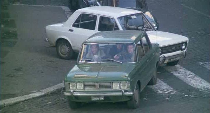Imcdb 1969 Fiat 128 1a Serie In Roma Laltra Faccia Della