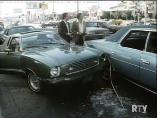 Imcdb Org 1975 Ford Mustang Ii Ghia In Quot Police Story