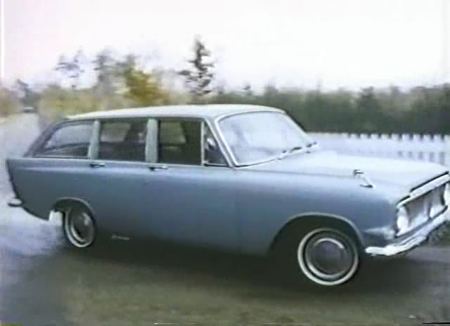 1965 Ford Zephyr 6 Estate by Abbotts of Farnham MkIII [213E]