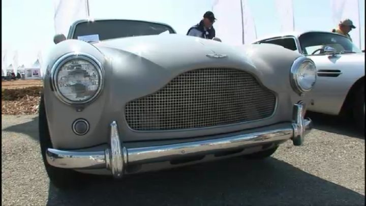1958 Aston Martin DB Mark III