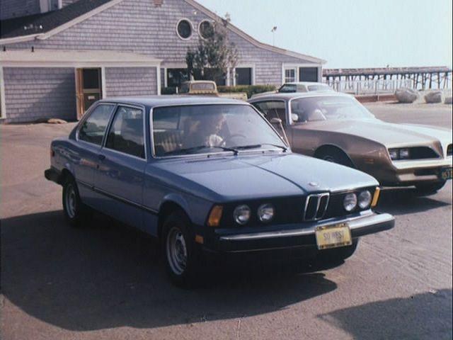 IMCDborg BMW I E In The Rockford Files - 1977 bmw
