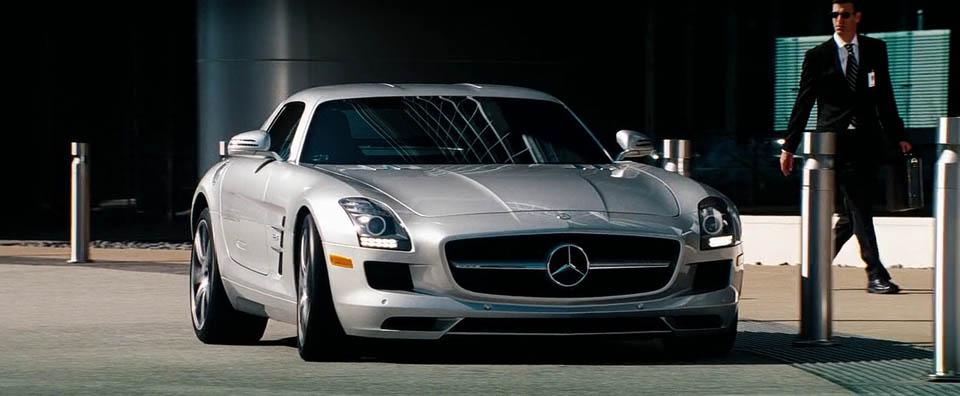 2011 Mercedes Benz SLS AMG [C197]