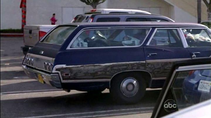 Imcdborg 1968 Chevrolet Caprice Estate 16635 In Modern Family