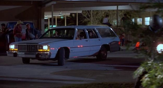 1983 Ford LTD Crown Victoria Wagon