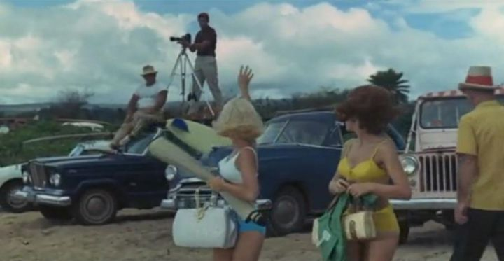Imcdb 1963 Jeep Wagoneer Sj In Ride The Wild Surf 1964