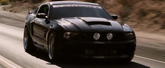 Imcdb Org Ford Mustang Gt In Born To Race