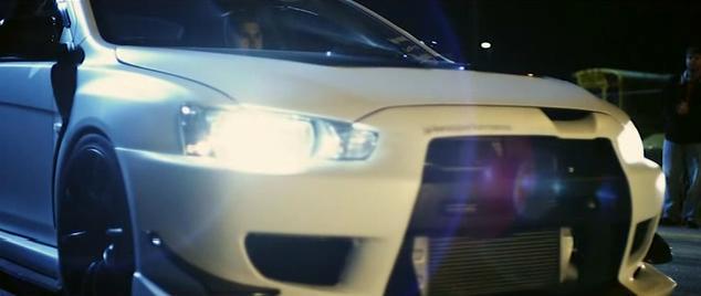 Imcdb Org Mitsubishi Lancer Evolution X Gsr In Born To Race
