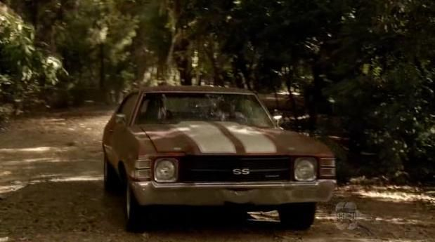 1972 Chevrolet Chevelle Ss In Hart Of Dixie 2011 2015