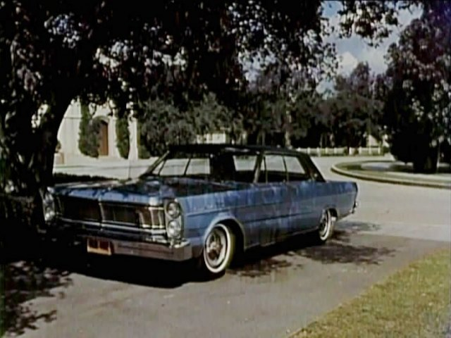 1965 Ford Galaxie 500 LTD 4-Door Hardtop [57F]